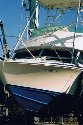 Bertram Flybridge Cruiser 1974 Bertram boats for sale Flybridge Boats for Sale