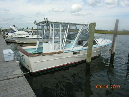 Boats for Sale & Yachts Blue Fin Yachts Sport Fish 1974 All Boats