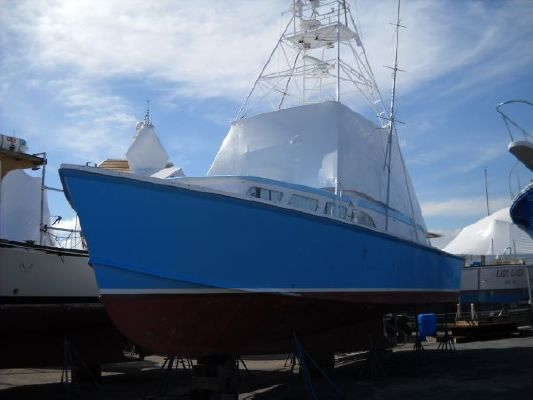 Brownell Express Sportfish 1974 Sportfishing Boats for Sale