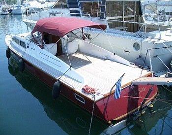 Cantieri Delta Roma Classic MY S/707913 1974 All Boats