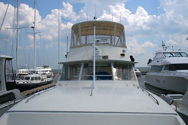 Chris Craft 45 Commander 1974 Chris Craft for Sale