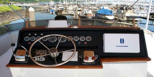 1974 chris craft commander convertible  9 1974 Chris Craft Commander Convertible
