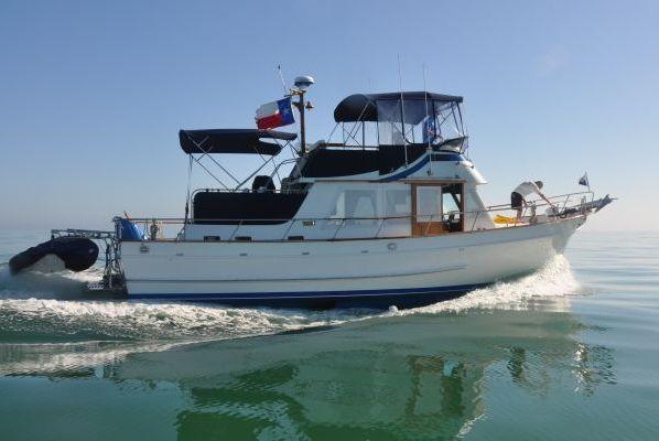 Defever 40 Passagemaker 1974 Trawler Boats for Sale
