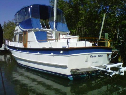 Defever 40 Trawler 1974 Trawler Boats for Sale