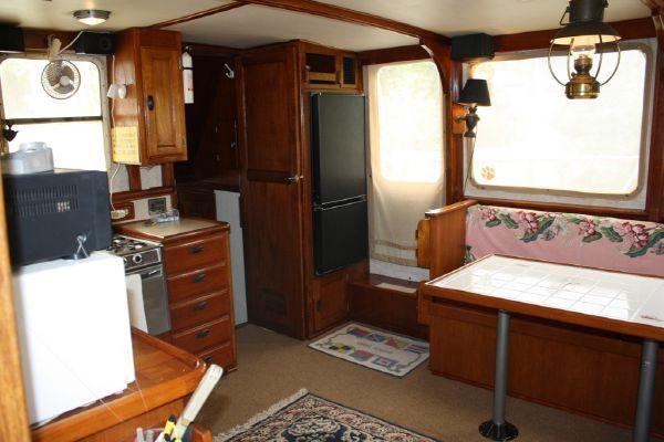 Defever Passagemaker 1974 Trawler Boats for Sale