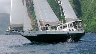 Formosa CT 41 Ketch Offshore Cruiser 1974 Ketch Boats for Sale