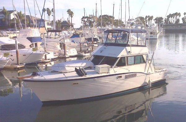 Boats for Sale & Yachts Hatteras 42 Convertible 1974 Hatteras Boats for Sale