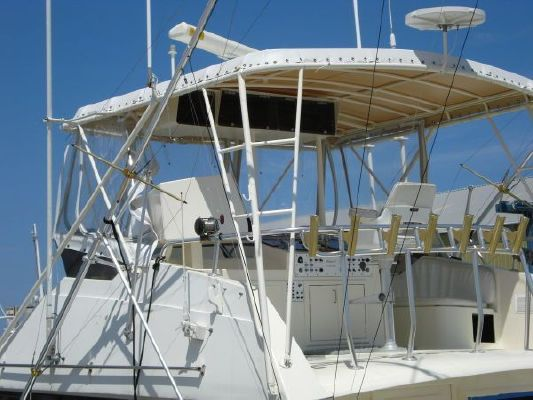 Hatteras 46 Convertable 1974 Hatteras Boats for Sale