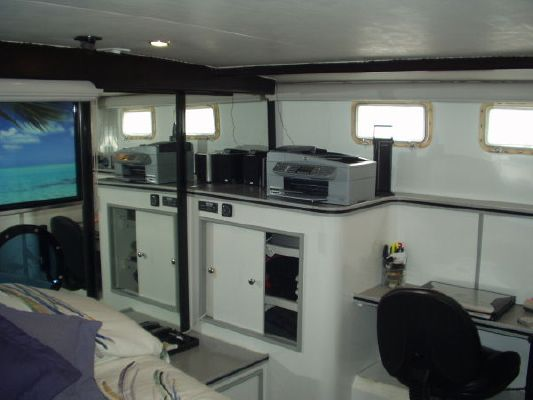 Boats for Sale & Yachts Hatteras Yacht Fisherman 74/98 1974 Hatteras Boats for Sale