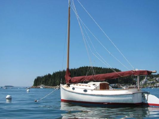 Herreshoff America Catboat 1974 All Boats