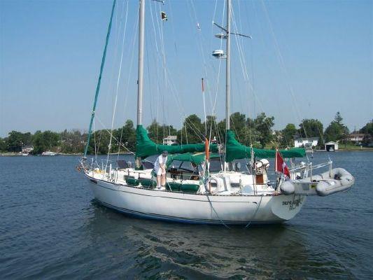 Hughes 40 1974 All Boats