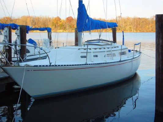 Islander 30 Mark II Sloop 1974 Sloop Boats For Sale