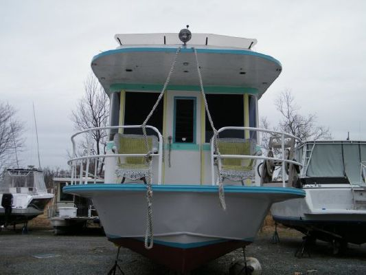 1974 kingscraft houseboat  3 1974 KINGSCRAFT Houseboat