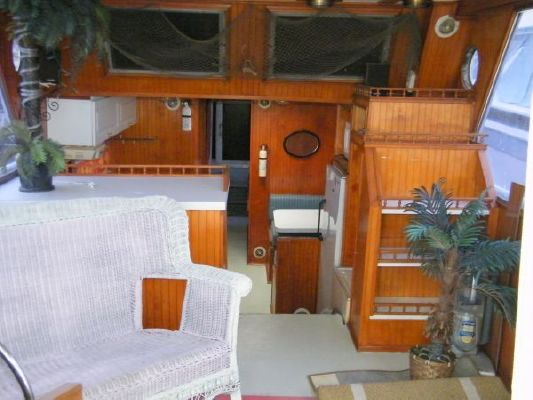 1974 kingscraft houseboat  8 1974 KINGSCRAFT Houseboat