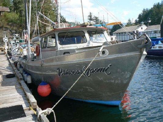Matsumoto Trawler 1974 Trawler Boats for Sale