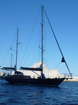 NAVAL ADRIATICA ENDURANCE 44 KETCH 1974 Ketch Boats for Sale