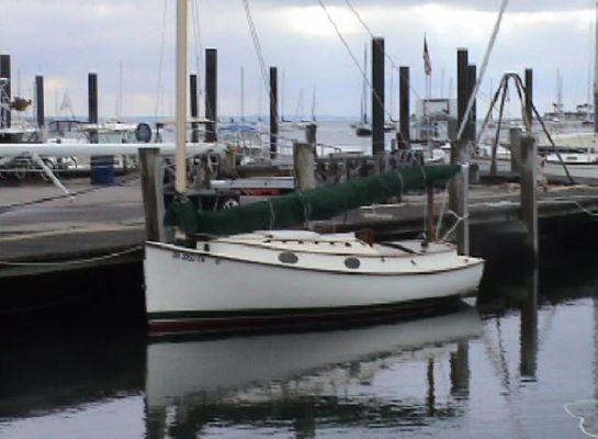 Nowak & Williams Herreshoff Americat 1974 All Boats Schooner Boats for Sale