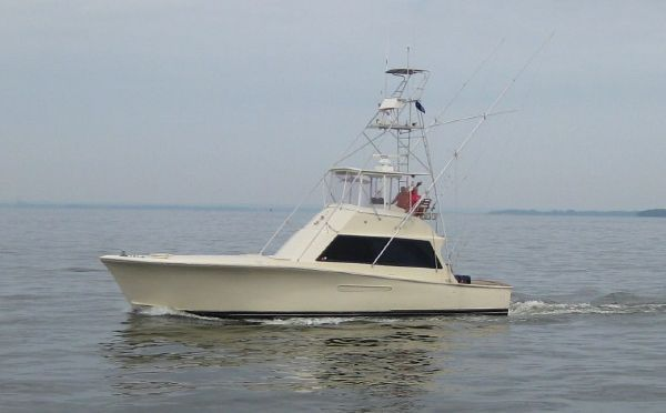 1974 Pacemaker Sportfisherman Boats Yachts For Sale