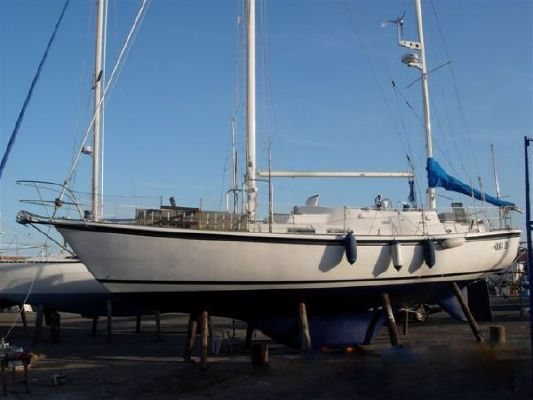 Boats for Sale & Yachts Pearson Yachts USA Pearson 419 1974 Sailboats for Sale