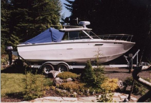 Sea Ray Sport Fisherman Hardtop 1974 Sea Ray Boats for Sale