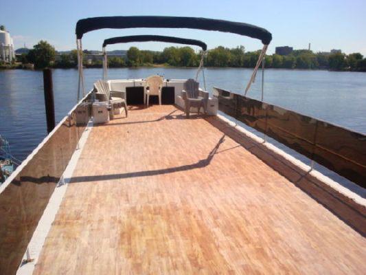 Boats for Sale & Yachts Skipperliner Houseboat 1974 Houseboats for Sale