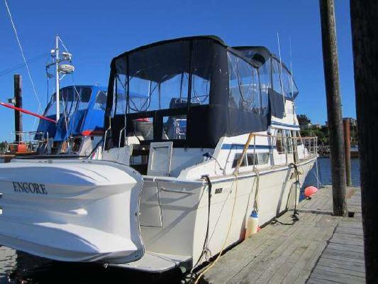Tollycraft 40' Tri 1974 All Boats