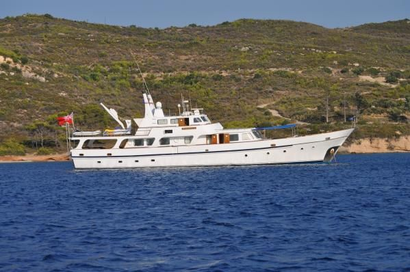 Tough Bros Motor Yacht 1974 All Boats