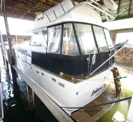 1974 trojan fly bridge motor yacht  9 1974 Trojan Fly Bridge Motor Yacht