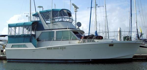 Boats for Sale & Yachts Uniflite 42 Double Cabin 1974 Motor Boats