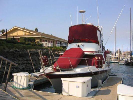 Boats for Sale & Yachts Uniflite Sportfisher 1974 Motor Boats Sportfishing Boats for Sale