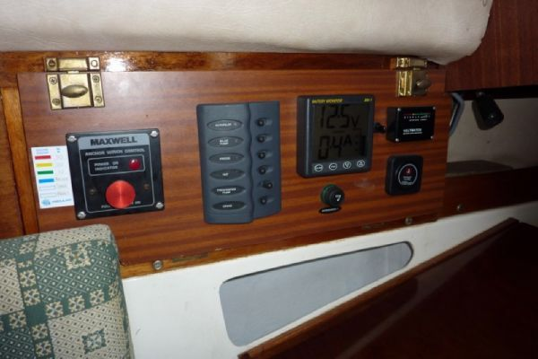 1974 westerly 31 longbow  7 1974 Westerly 31 Longbow