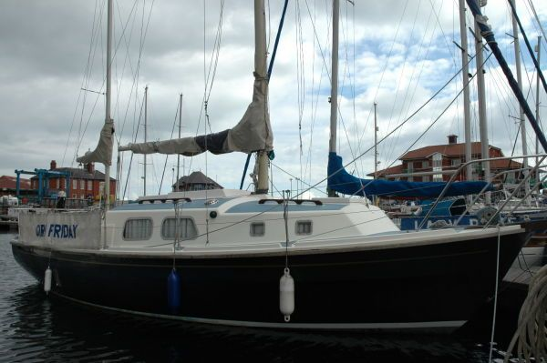 Westerly Pentland Ketch 1974 Ketch Boats for Sale