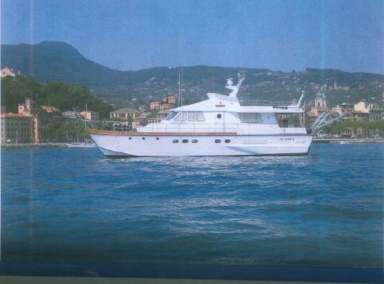 Baglietto 18m2 1975 All Boats