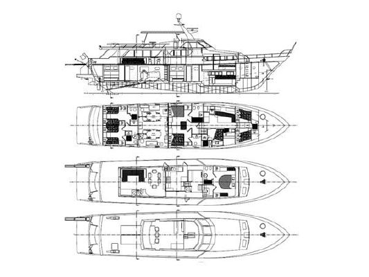 Boats for Sale & Yachts Benetti 95 1975 All Boats