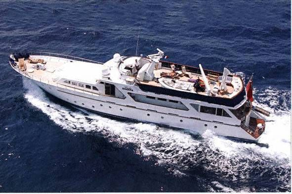 Benetti Motoryacht 1975 All Boats