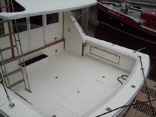 Bertram 46 Convertible 1975 Bertram boats for sale