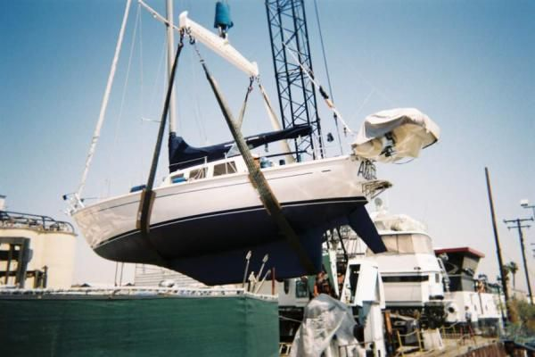 1975 Cal 35 Cruising Sloop Boats Yachts For Sale