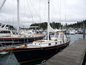 Cape George 36 Cutter 1975 Sailboats for Sale