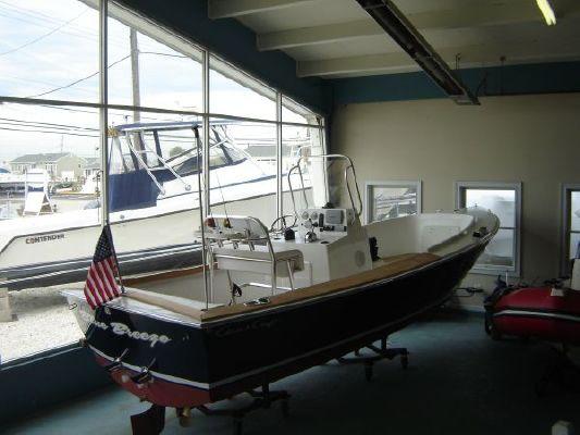 1975 chris craft 22 tournament fisherman center console restored  1 1975 Chris Craft 22 Tournament Fisherman Center Console Restored