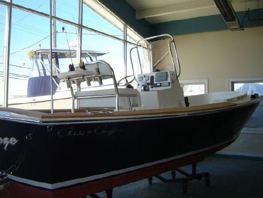 1975 chris craft 22 tournament fisherman center console restored  2 1975 Chris Craft 22 Tournament Fisherman Center Console Restored