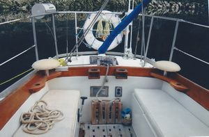 Custom Gulf Island 29 1975 All Boats