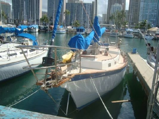 Downeaster DE 38 Cutter 1975 Sailboats for Sale