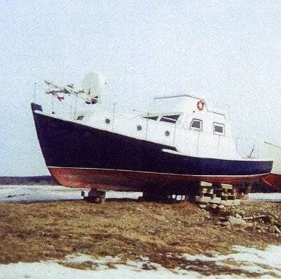 East Coast Fishing Vessel 1975 All Boats