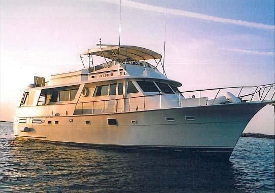 1975 hatteras 64 motor yacht boats yachts for sale