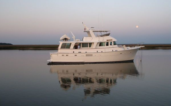Boats for Sale & Yachts Hatteras LRC 1975 Hatteras Boats for Sale