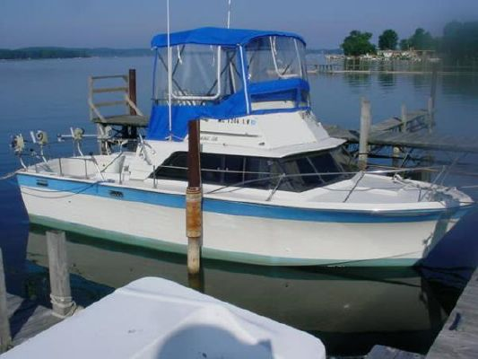 Boats for Sale & Yachts John Allmand 28 Sport Fisherman 1975 All Boats Fisherman Boats for Sale