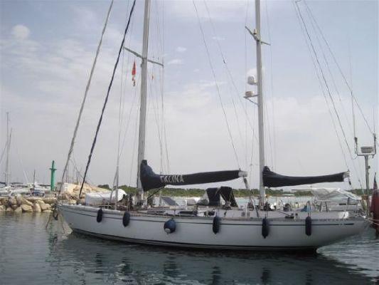 Nautor s swan yachts for sale - 1975 Nautor Swan 65 Ketch Hull No 016 Boats Yachts For Sale