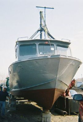 Steel Twin Screw Trap Net Boat 1975 All Boats