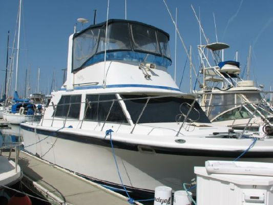 Uniflite Sportfisherman 1975 Motor Yachts Sportfishing Boats for Sale