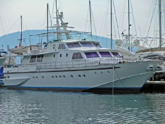 Boats for Sale & Yachts Baglietto 26M 1976 All Boats